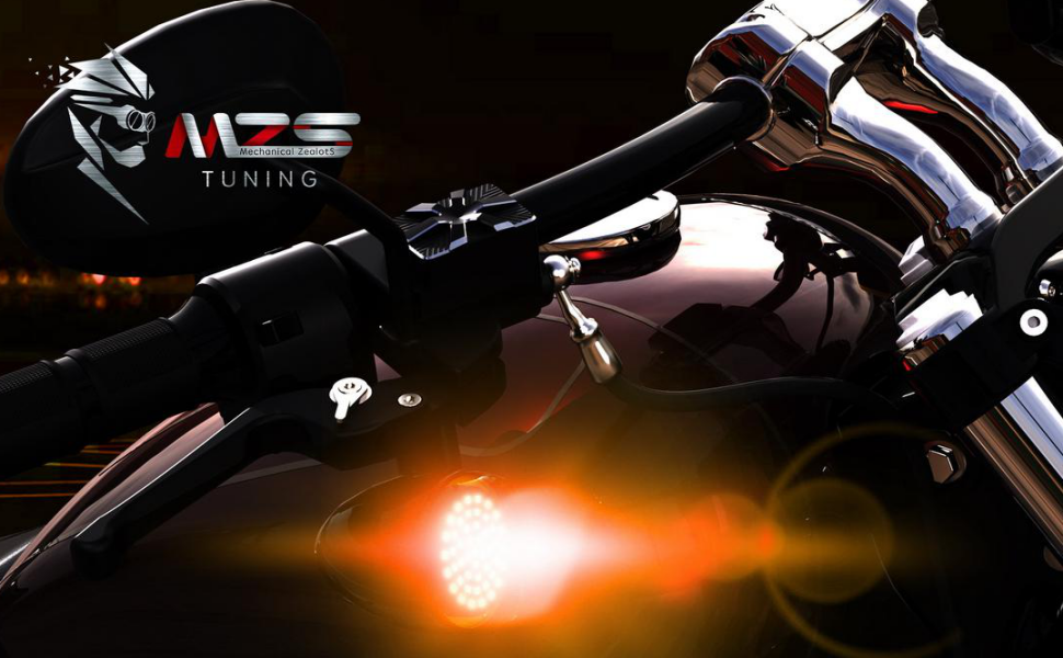 EXCLUSIVE MOTORCYCLE LIGHT SOUCE