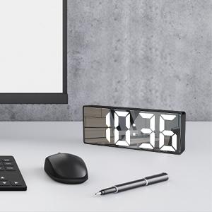 clock for desk