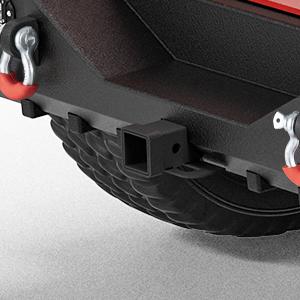 jeep bumper jk