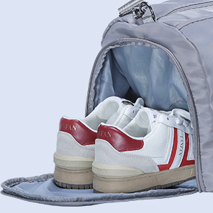 Upgraded Shoes Compartment Separation
