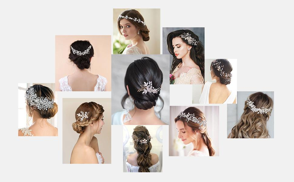If you want to learn more about beautiful hair accessories, you can go to the store to learn more.