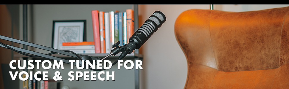 Limelight Microphone for Podcasting
