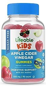 Apple Cider Vinegar Kids SF