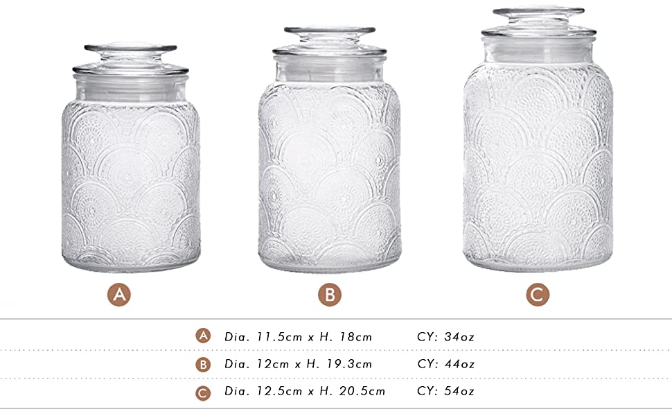 canister sets