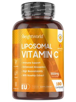 Gélules de Vitamine C Liposomale