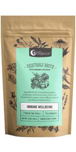 Nutra Organics Vegetable Broth