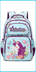 girls school backpack