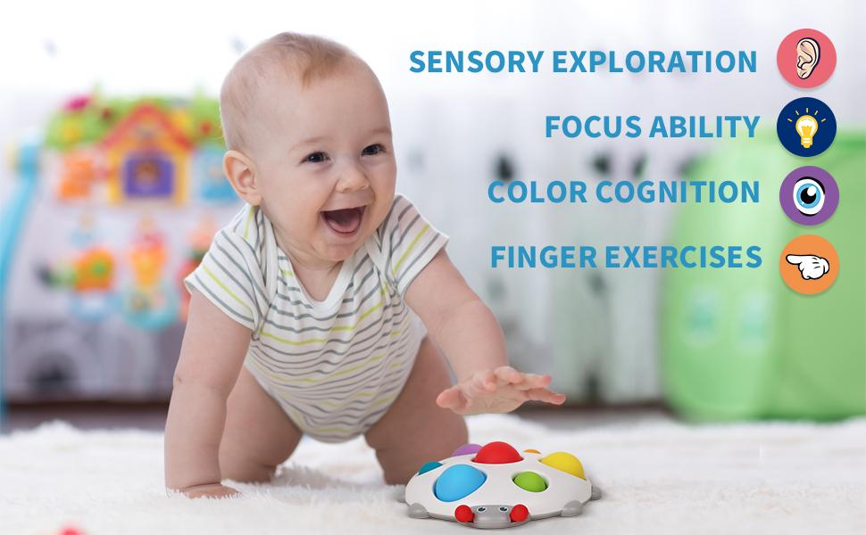 sensory explorations