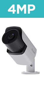 5mp hd camera system wired cctv camera system wired only