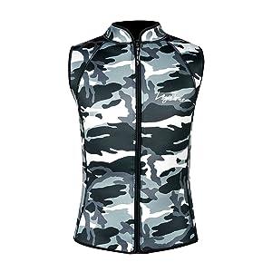 canoeing suit diving vest wet suits vest tops surfing suit snorkeling suit vest tops