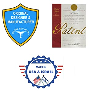 Drone Sky Hook Patent original designer and manufacturer made in usa