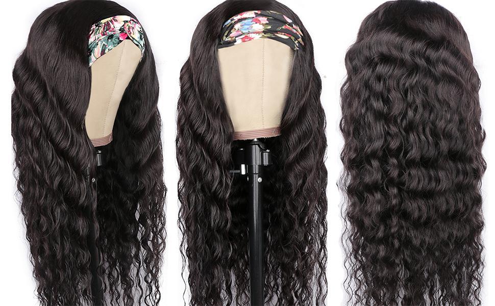 Loose Deep Wave Wig
