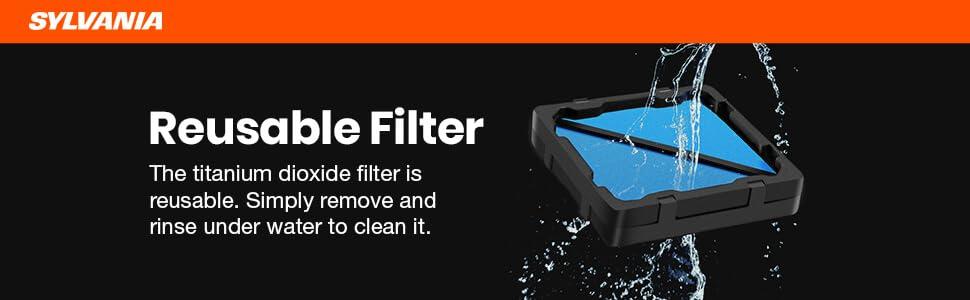 reusable filter