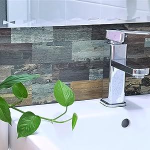 Crystiles 81212026 Bathroom Backsplash