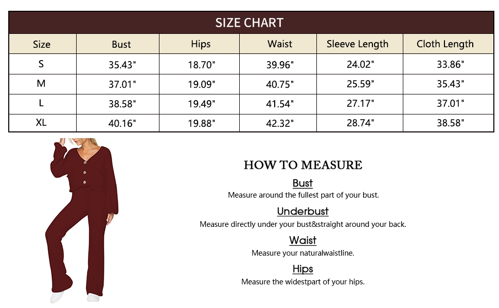 Women's Fuzzy 2 Piece Sweatsuit V Neck Long Sleeve Crop Tops High Waisted Pants Lounge Sets