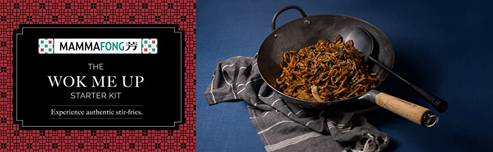 Handcrafted by our master craftsman & carefully pre-seasoned with natural oil.