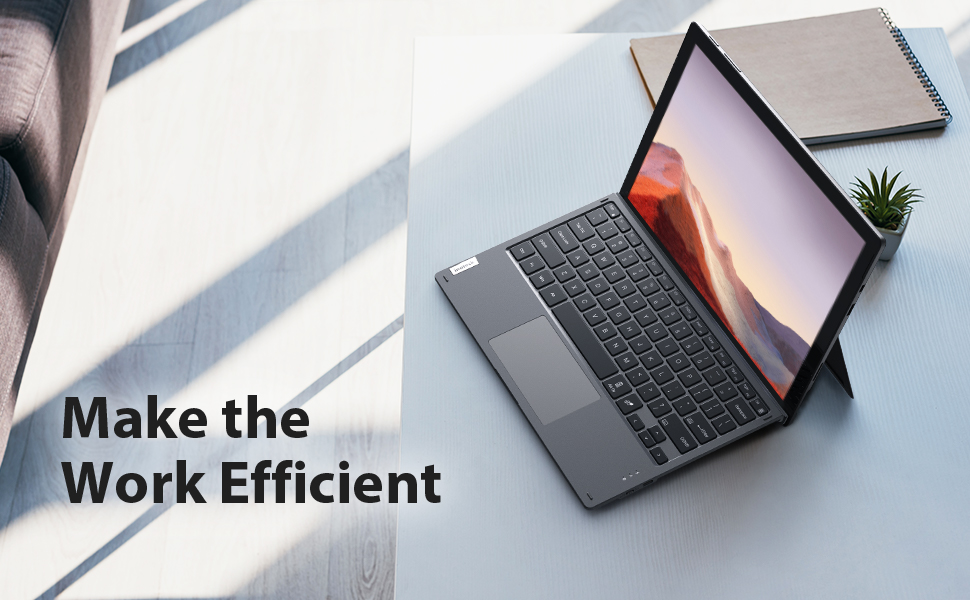 surface pro keyboard, make the work efficient