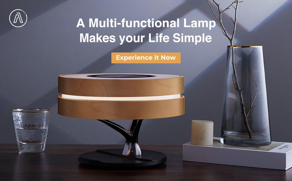 Ampulla Horizon Smart Lamp