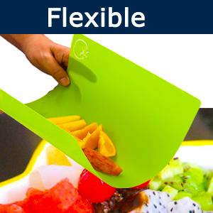 cutting board flexible big