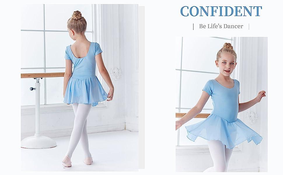boyoo girls ballet tutu skirt