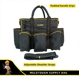 Tool Organizer bag with shoulder strap