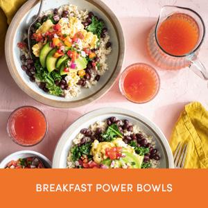 photo of Breakfast Power Bowls