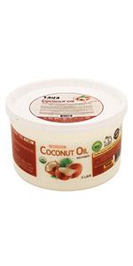 Coconut Oil Refined 48 Oz