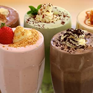 Sugar Free milkshakes