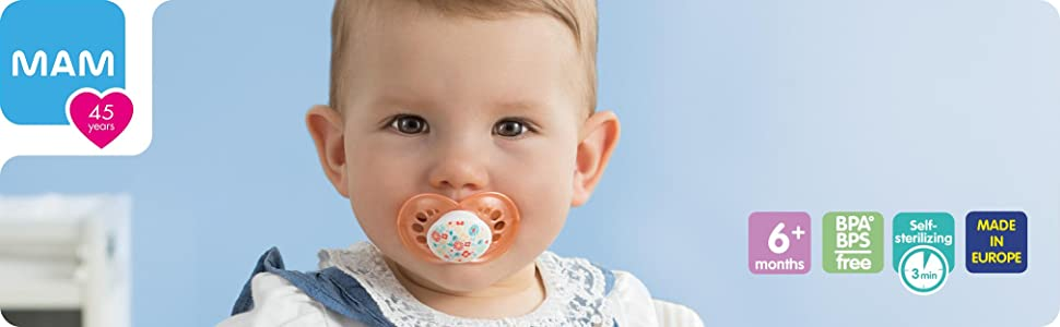 newborn pacifier mam maam