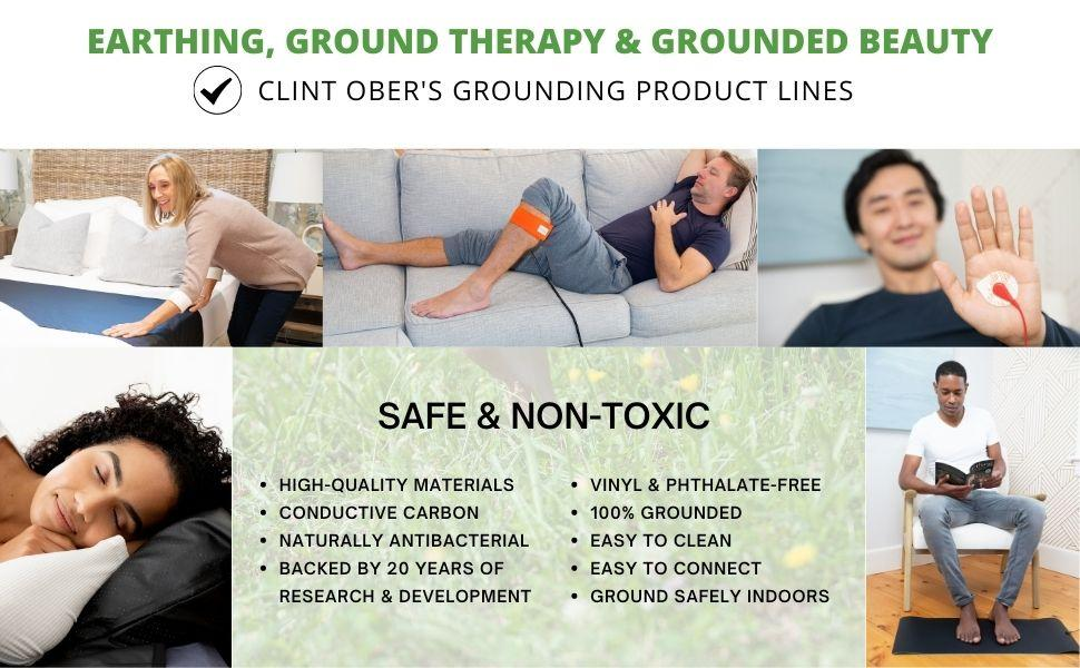 Clint Ober's grounding product lines