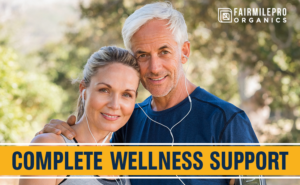 Complete Wellness Support