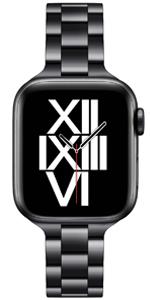 Black apple watch bands 44mm