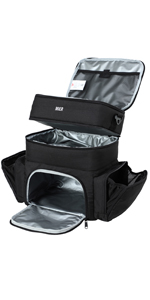 MIER 3 compartment lunch box