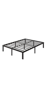 14 Inch Meat Bed Frame