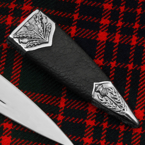 Small Scottish Sgian Dubh Sheath