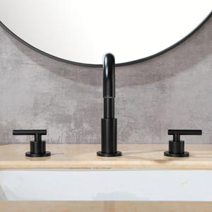 Widespread Sink Faucet
