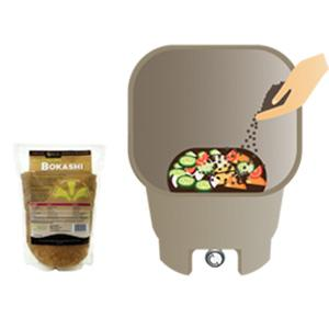 All Seasons composter bokashi bran compost starter