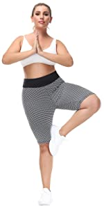 tiktok shorts plus size for women