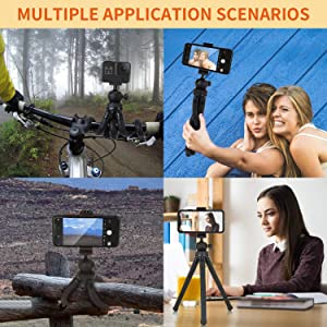 Multiple Applications of Tripod