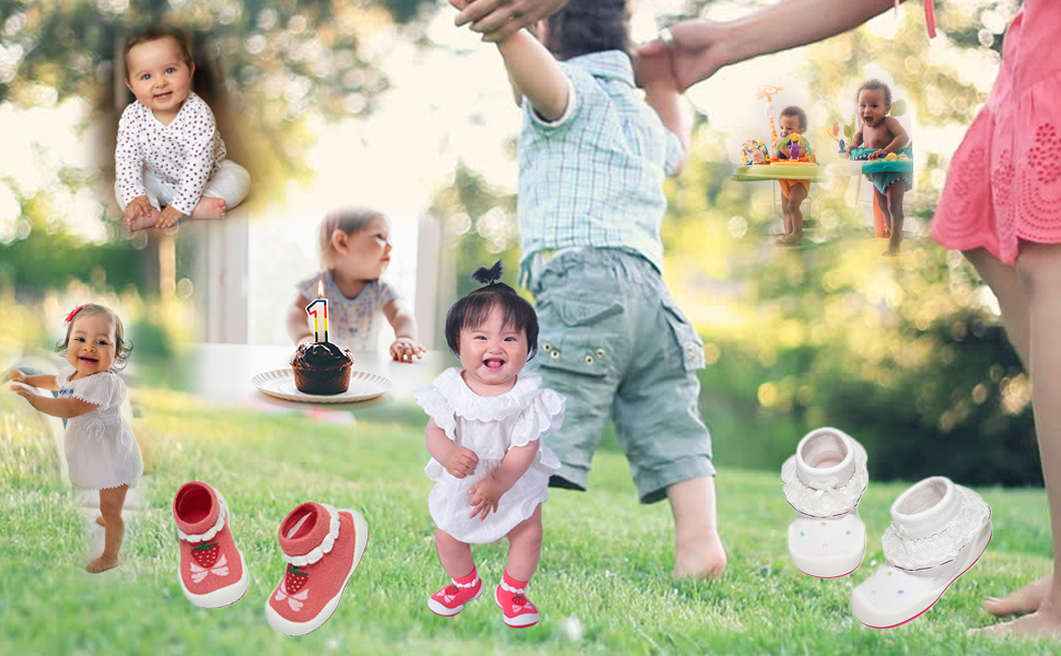 Baby toddler practice shoes