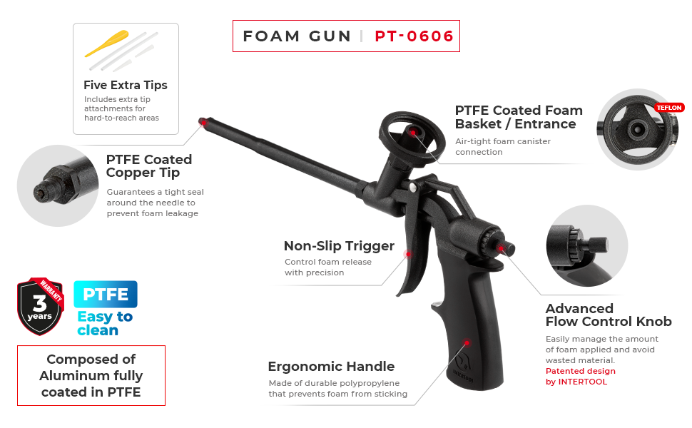 PT-0606 Specifications