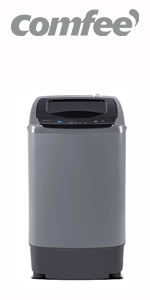 COMFEE' 0.9 Portable Washing Machine