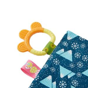 baby teether blanket