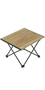 small camping table