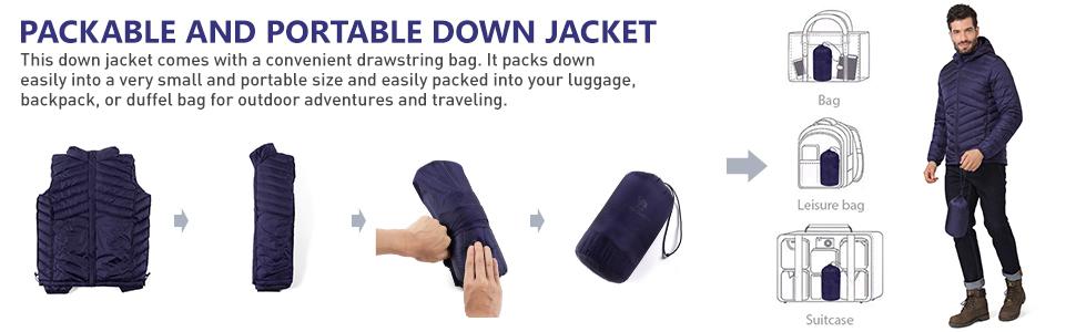 mens jacket lightweight