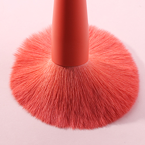 BEILI Professional makeup brushes set pink vegan Synthetic Face Eye Shadow make up brushes set