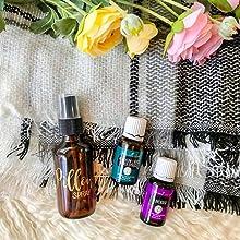 Natural Essential Oil Spray