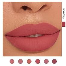 6 Colors Matte Liquid Lipstick