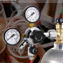 Beer Kegerator Regulator
