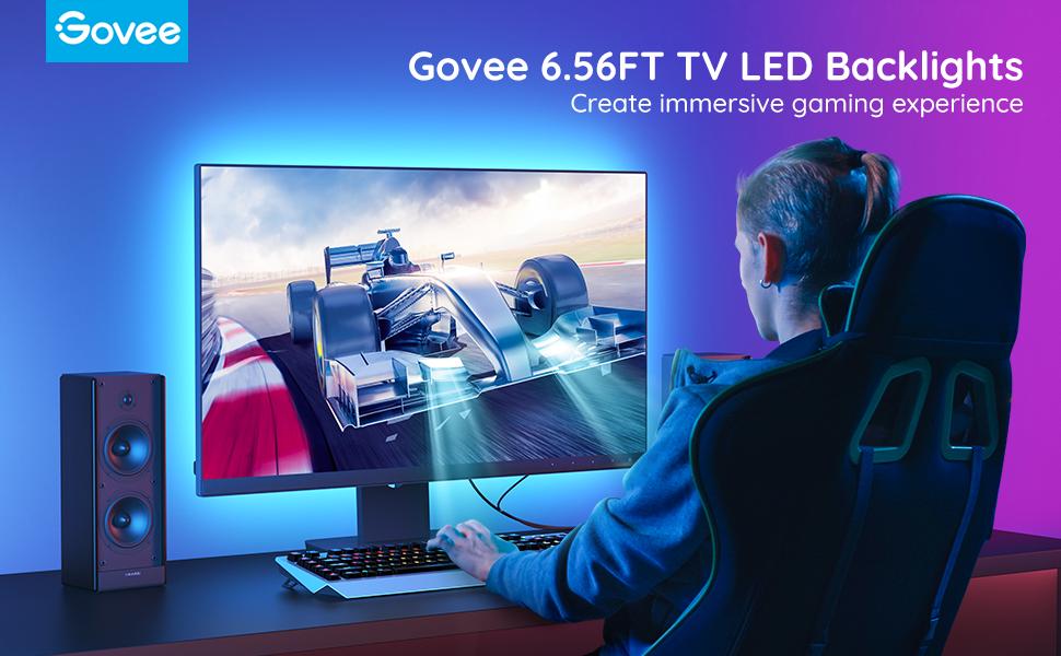 govee 6.56ft tv led backlights